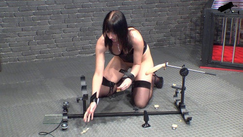 BDSM Self Bondage part 3