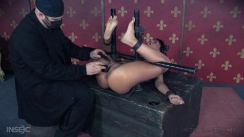 BDSM London River - Orgasmageddon