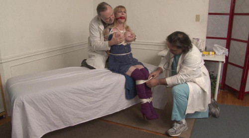 BDSM Bdsm Most Popular Doctors Bind Helpless Patient Lorelei
