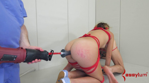 bdsm Sophia Grace - 19 Year-Old Ass Slave 1 part - BDSM, Humiliation, Torture Full HD-1080p