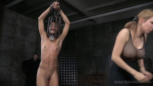 BDSM Tough Bdsm Love With Nikki Darling & Abigail Dupree