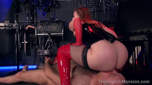 Femdom and Strapon The English Mansion Great Pack, Part 10