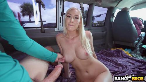 Kay Lovely - Innocent Blonde Fucks Stranger (2021)