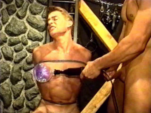 Gay BDSM Trained To Obey - Classics 2