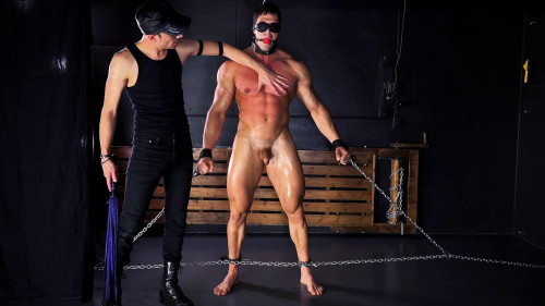 Gay BDSM Stefano - Blind Muscle - Chapter 5