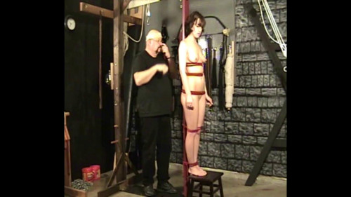 BDSM Tightn Bound Gold New Vip Unreal Sweet Beautifull Collection. Part 1.