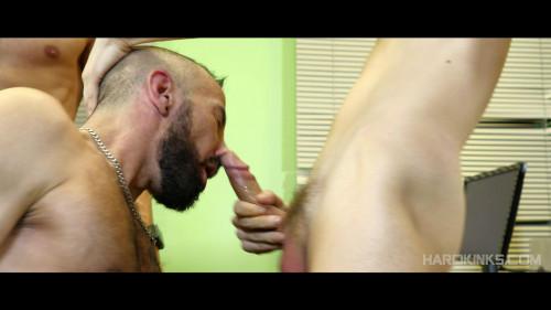 Gay BDSM Alec Loob, Angel Cruz, Dmitry Osten, Dominique Kenique, Josh Milk