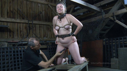 BDSM Harley Ace Sacrifices Her Body and Dignity to the Gods of BDSM