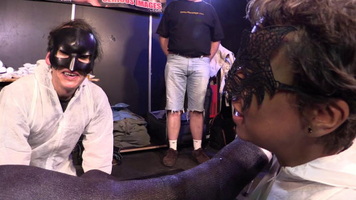 BDSM Latex Boundcon (2016 Year) - Scene 3 - HD 720p