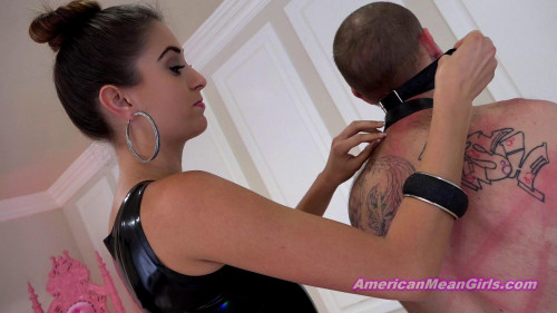 Femdom and Strapon Princess Beverly - Beaten For Fun And Profit 1080p