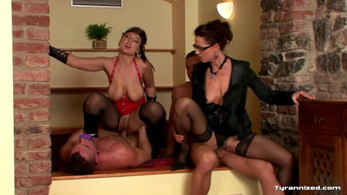 Femdom and Strapon Hell Bar - Full HD 1080p
