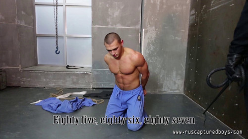 Gay BDSM Three Lessons for Judoist Vitaly part 1