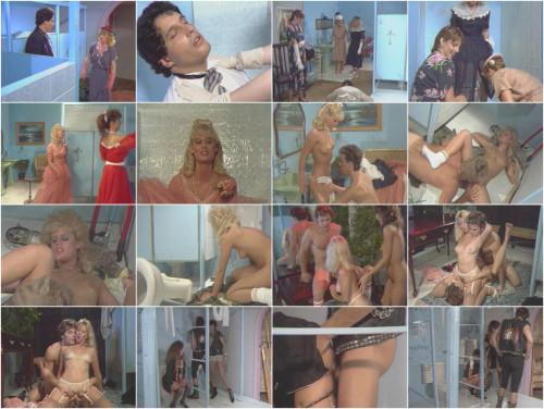 Retro Hot Fuck Movies Ladies Room (1987)