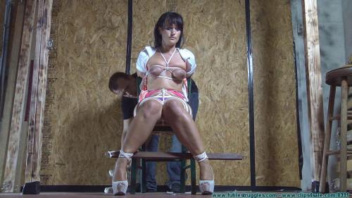 BDSM Yvette Xtreme Visits for Bondage