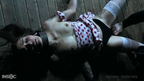 BDSM Luna Lovely Gets Effected By Her Predicament