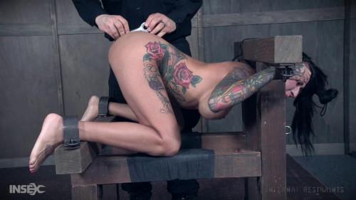 BDSM Accountable Bondage For Big Tits Slave