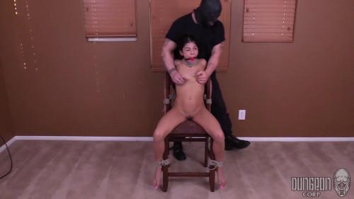 BDSM The Sadie Pop Bondage Doll Pt.2
