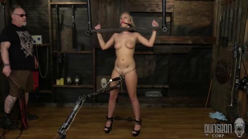 BDSM Bodacious Bailey Bratty In Bondage part 1