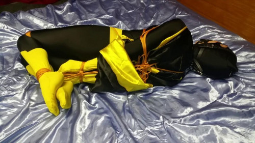 BDSM Simone - Batgirl Balancing act