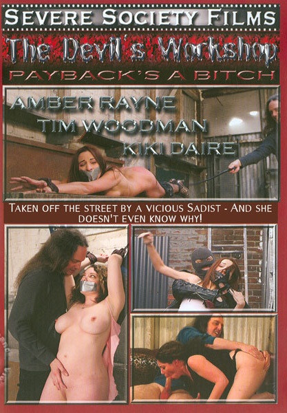 bdsm The Devils Workshop - Paybacks A Bitch DVD