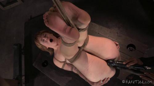 BDSM Little Miss Robbins - Claire Robbins