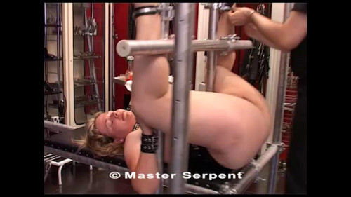 BDSM Beauty Angel Visiting the Torture Galaxy part 6