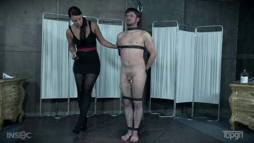 BDSM Slave Fluffy, Abigail Dupree, London River