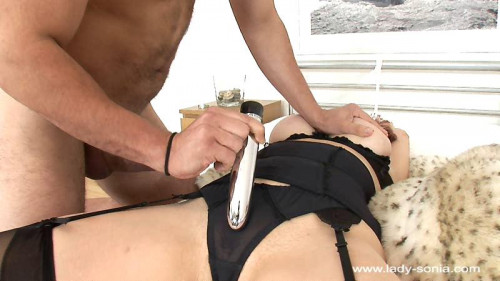 BDSM Lady Sonia - Trothy Wife tied and Used