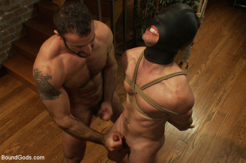 Gay BDSM The Other  and His Bad Boy