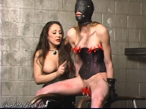 BDSM Pussy Clipped - Jewell