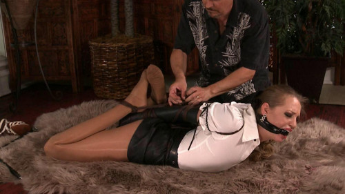 BDSM Bondage Glamor And Damsel In Distress part 21