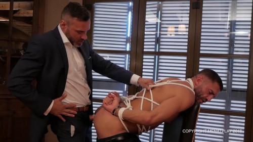 Gay BDSM MenAtPlay - Manuel Skye and Emir Boscatto 1080p