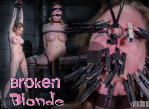 BDSM Broken Blonde Part 2 - Rain DeGrey, Ashley Lane