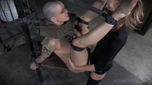BDSM Abigail Dupree Slave A Part 2
