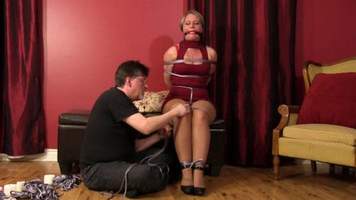 BDSM Cinched And Secured Gold Nice Unreal Perfect Collection. Part 2.