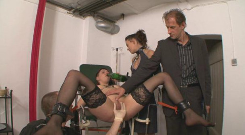 BDSM Complete training with sadistic masters