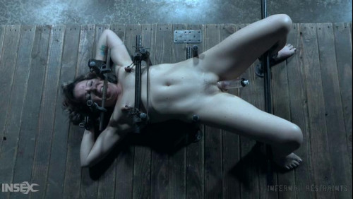 BDSM Locked in Place