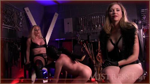 Femdom and Strapon MistressT Videos 2012-2018, Part 18