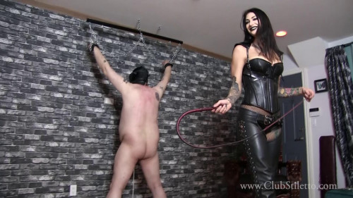 Femdom and Strapon Damazonia Her Pleasure His Pain