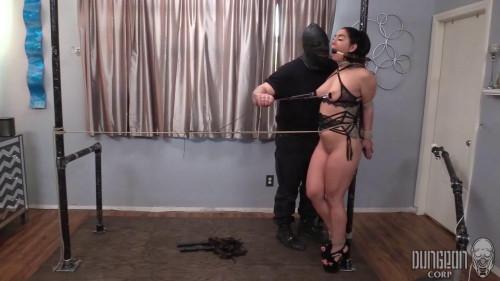 BDSM Charlie Wolf Bondage