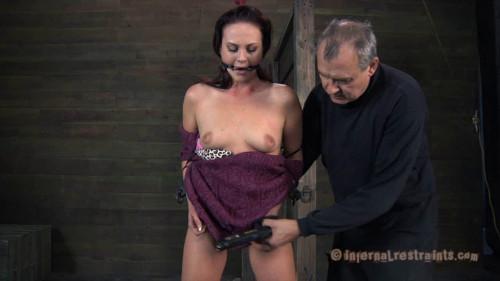 BDSM The Purple Dress + Paingasm Part 2