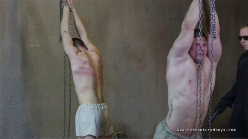Gay BDSM Young Offender Pavel - Part IV