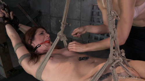 bdsm TG - Back Into the Fold - Cici Rhodes and Elise Graves - September 12, 2014