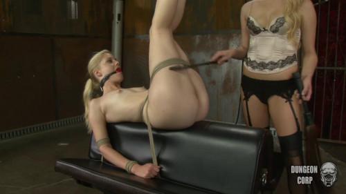 BDSM Charlotte Stokely and Chloe Lynn - Chloe Gets Control