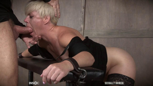 BDSM Helena Locke loves being stuffed full of hard cock!