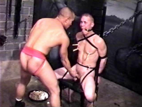 Gay BDSM Tom Ropes McGurk - Collection of bdsm films