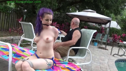 BDSM Hunterslair - Fiona Sinclaire - Hapless heiress captive of her prevy