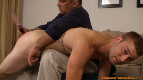 Gay BDSM Young, Cool, Sexy and Spanked - Part 2