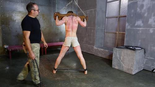 Gay BDSM Gennadiy - The slave to train - Part I