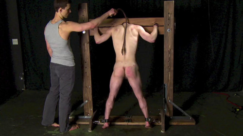 Gay BDSM Lessons Of Pain Ep. 8
